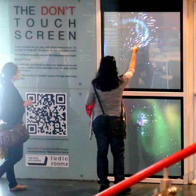 The Don't Touch Screen (2011)
