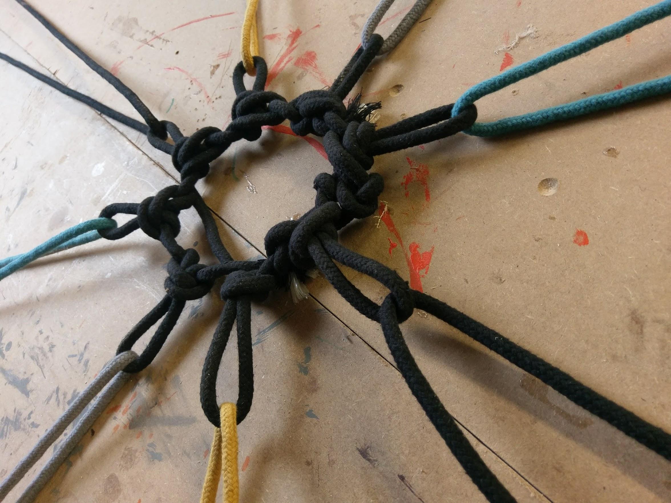Wandering Web Mk1 R&D